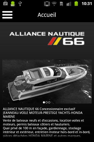Alliance Nautique 66