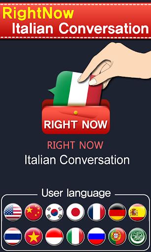 RightNow Italian Conversation
