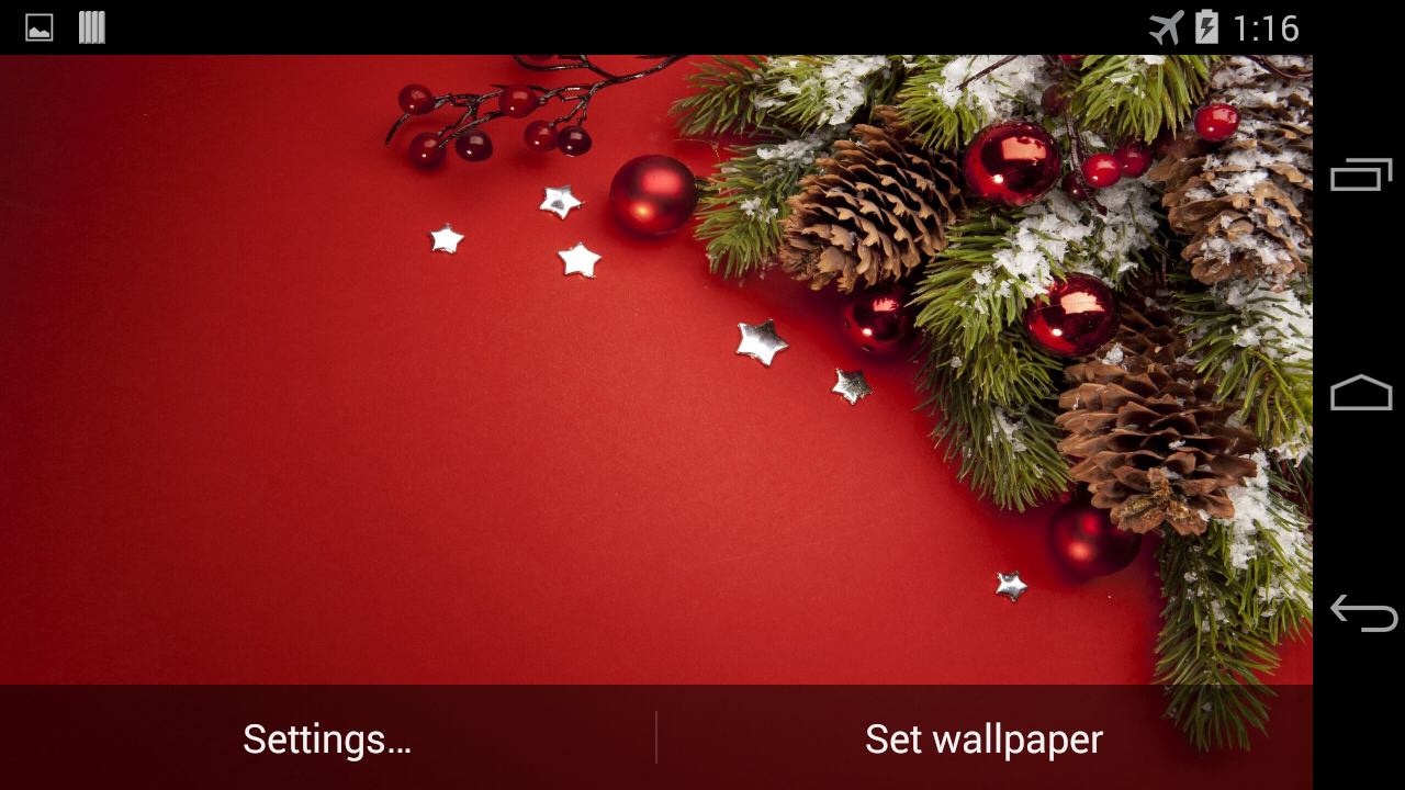 Christmas decoration 3d android apps on google play for Decoration 3d free