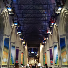 Inside the National Cathedral by Joana Gramajo - Buildings & Architecture Places of Worship (  )
