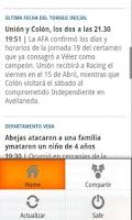 Screenshot of Diario Uno Mendoza