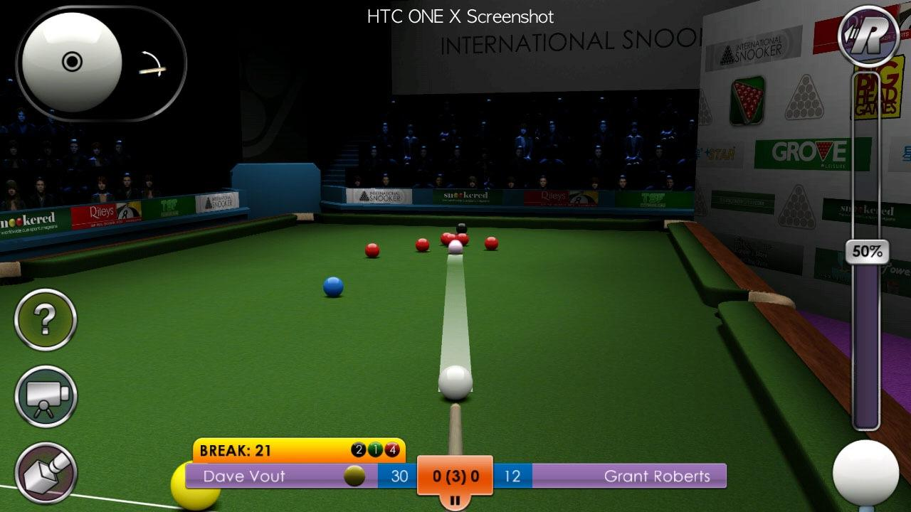 International Snooker Pro HD- screenshot
