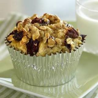 Granola Muffin Frittatas