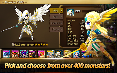 Summoners War: Sky Arena 1.1.4 Apk 1