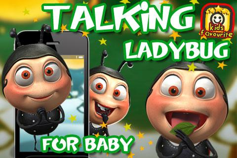 Talking Ladybug - screenshot