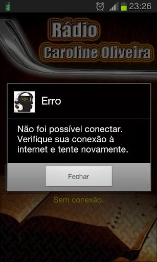 【免費音樂App】Rádio Caroline Oliveira-APP點子