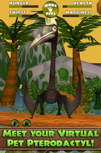 Virtual Pet Dino: Pterodactyl