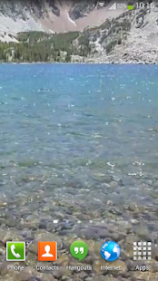 Crystal Water Waves Live HD