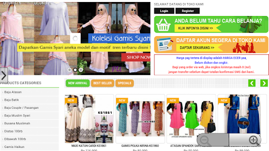 Agen Baju Murah screenshot 5