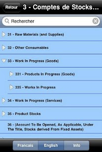 General Accounting Plan - screenshot thumbnail