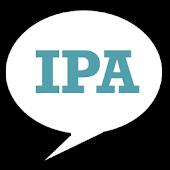 IPA Sprechmaschine