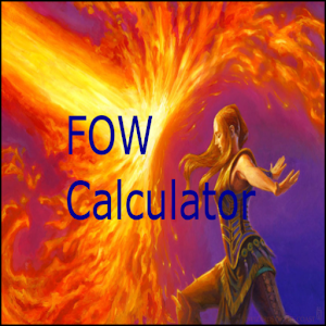Force of Will Calcolatore FOW