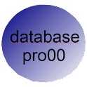 Databasepro00 database full v. logo