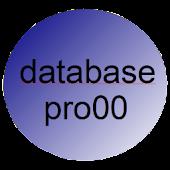 Databasepro00 database full v.