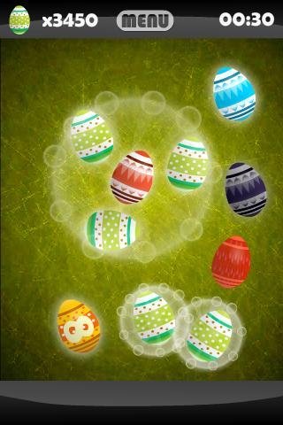 Egg Chains- screenshot