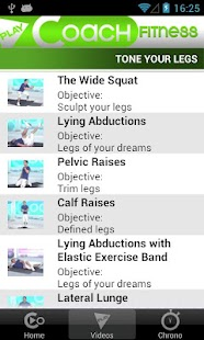 PlayCoach™ Fitness Be Fit- screenshot thumbnail