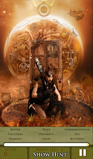 Hidden Object - Steampunked - screenshot thumbnail