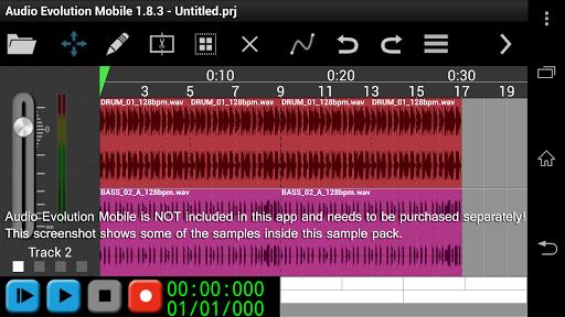 House Pack for Audio Evolution