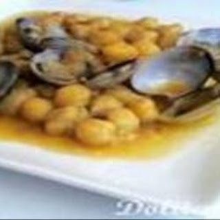 Clams And Beans.