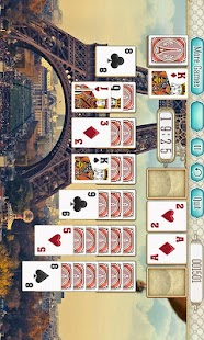 Paris Solitaire - screenshot thumbnail
