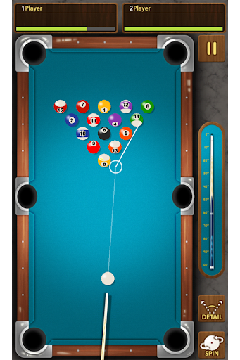 The king of Pool billiards 1.3.9 screenshots 1