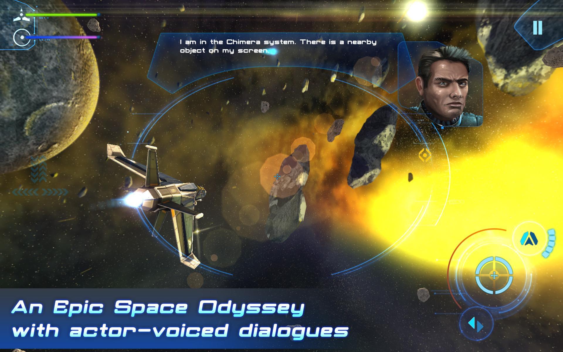Beyond Space screenshot #15