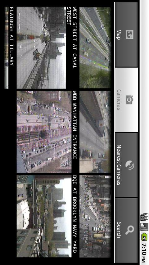 Traffic Cameras Pro (US, CAN) - screenshot