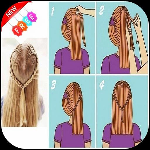 一步一步的頭髮 生活 App Store-愛順發玩APP