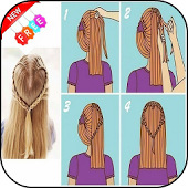 Step by step hair