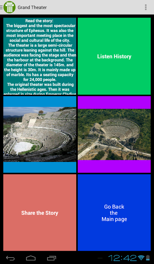 Ephesus Travel App & Companion- screenshot