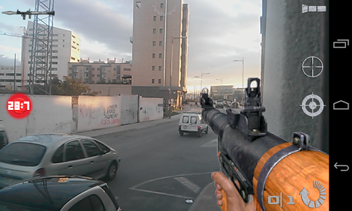 Armed Cam Video Module