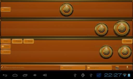 后皮肤橙|玩音樂App免費|玩APPs