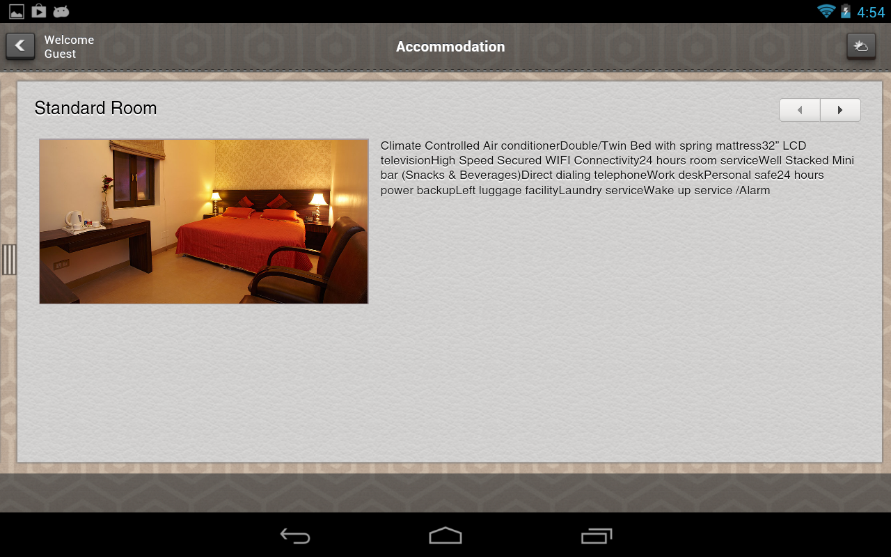 Ajanta Hotel - screenshot