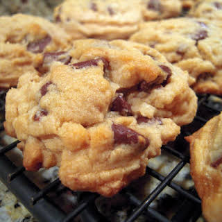 Bisquick Chocolate Chip Cookies.