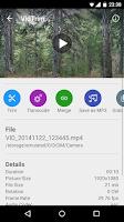Screenshot of VidTrim - Video Editor