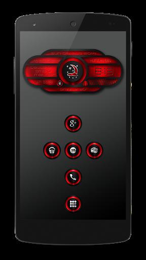 SC 161 v3 Black Red