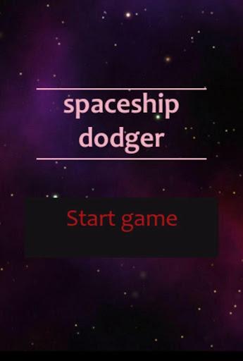 spaceship dodger
