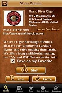 Cigar Finder- screenshot thumbnail