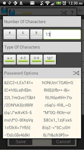 PassLocker - Password Safe - screenshot thumbnail