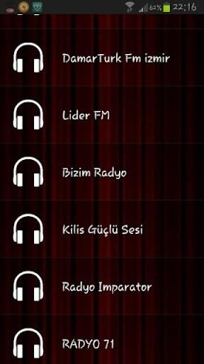【免費媒體與影片App】Arabesk Radyo Dinle-APP點子