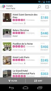 Paris City Guide - Gogobot - screenshot thumbnail