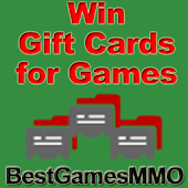 Win Gift Cards for Games