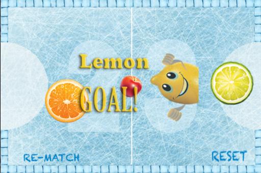 【免費動作App】Icy Fruit Hockey-APP點子