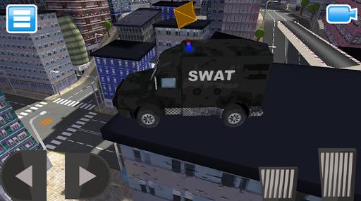 3D SWAT DRIVING RAMPAGE 4