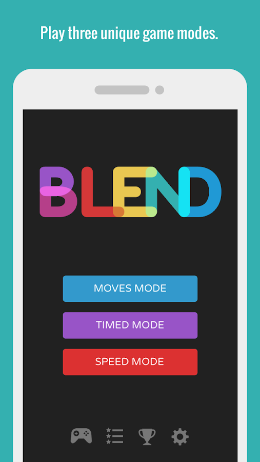 Blend: The Game - screenshot