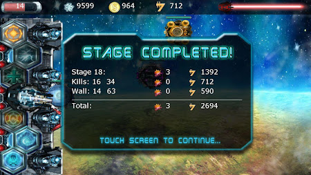 Galaxy Defender: Battlestation 1.09 screenshot 25752
