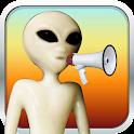 Alien Caller Name Announcer