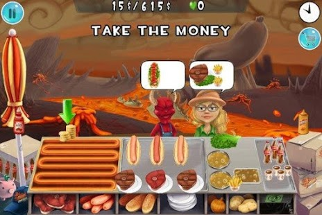 Super Chief Cook -Cooking game - screenshot thumbnail
