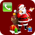 Call Santa Claus logo