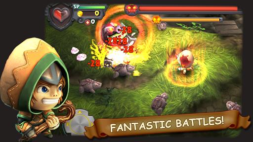 【免費動作App】Fantashooting 2-APP點子